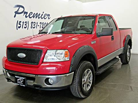 2006 Ford F-150 for sale in Milford, OH
