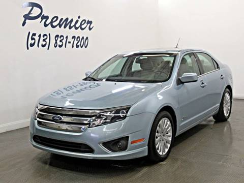 2010 Ford Fusion Hybrid for sale in Milford, OH