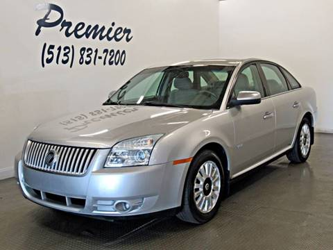 2008 Mercury Sable for sale in Milford, OH