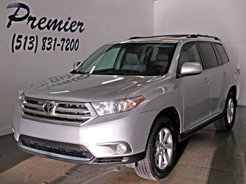 2011 Toyota Highlander for sale in Milford, OH