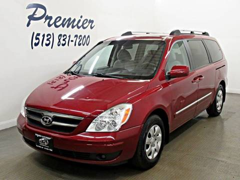 2008 Hyundai Entourage for sale in Milford, OH