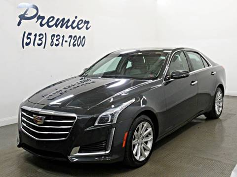 2015 Cadillac CTS for sale in Milford, OH