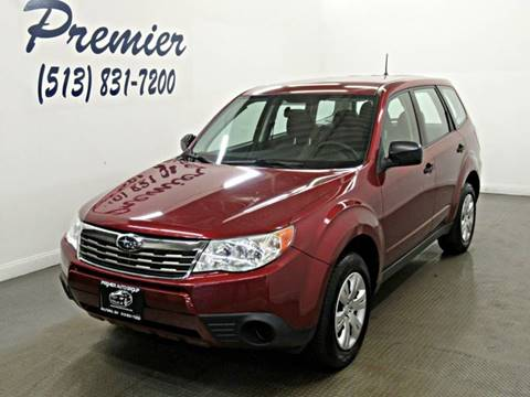 Subaru Of Milford >> 2009 Subaru Forester For Sale In Milford Oh