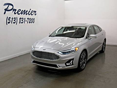 2019 Ford Fusion for sale at Premier Automotive Group in Milford OH