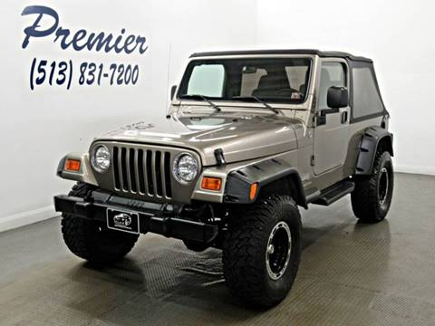 2006 Jeep Wrangler for sale in Milford, OH