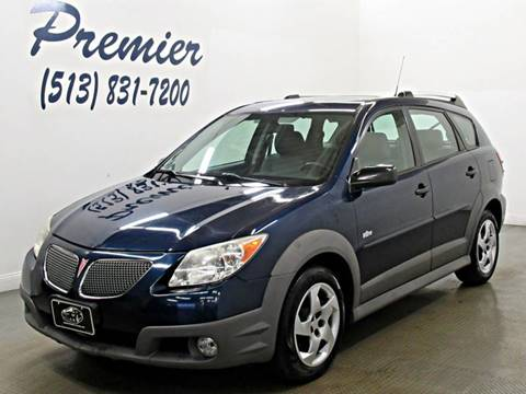 2007 Pontiac Vibe for sale in Milford, OH