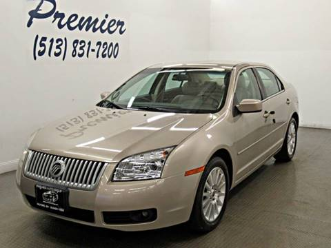 2006 Mercury Milan for sale at Premier Automotive Group in Milford OH