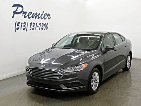2018 Ford Fusion S for sale at Premier Automotive Group in Milford OH