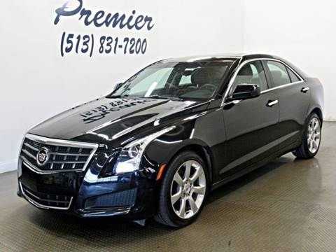 2014 Cadillac ATS 2.0T for sale at Premier Automotive Group in Milford OH