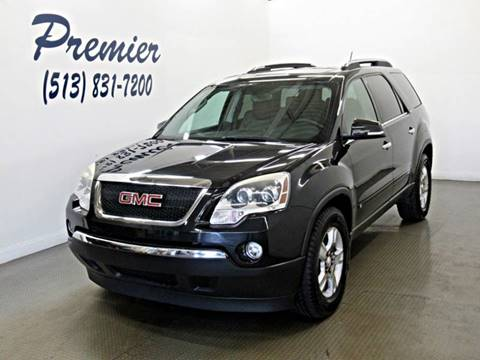 2009 GMC Acadia SLT-1 for sale at Premier Automotive Group in Milford OH