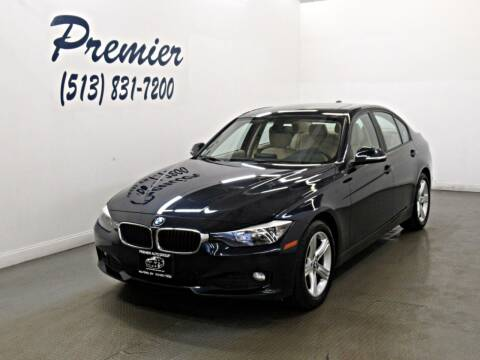 2014 BMW 3 Series 328d xDrive for sale at Premier Automotive Group in Milford OH