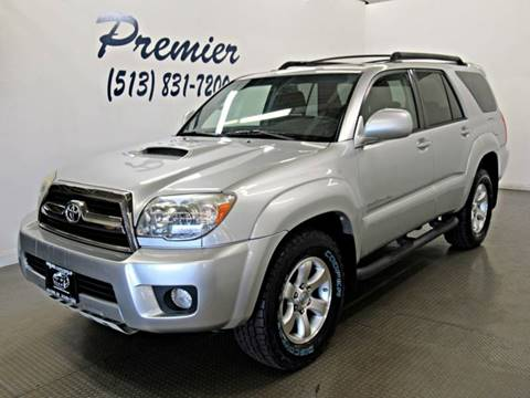 2008 Toyota 4Runner Sport Edition for sale at Premier Automotive Group in Milford OH