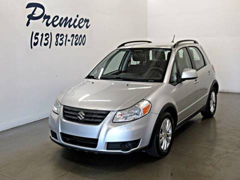 2013 Suzuki SX4 Crossover for sale at Premier Automotive Group in Milford OH