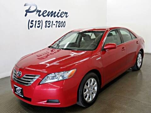 2008 Toyota Camry Hybrid for sale at Premier Automotive Group in Milford OH