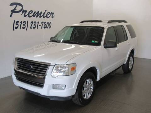 2010 Ford Explorer for sale at Premier Automotive Group in Milford OH