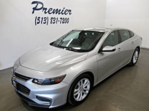 2017 Chevrolet Malibu for sale at Premier Automotive Group in Milford OH