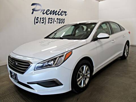 2016 Hyundai Sonata for sale at Premier Automotive Group in Milford OH