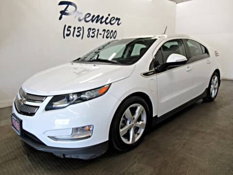 2015 Chevrolet Volt for sale at Premier Automotive Group in Milford OH
