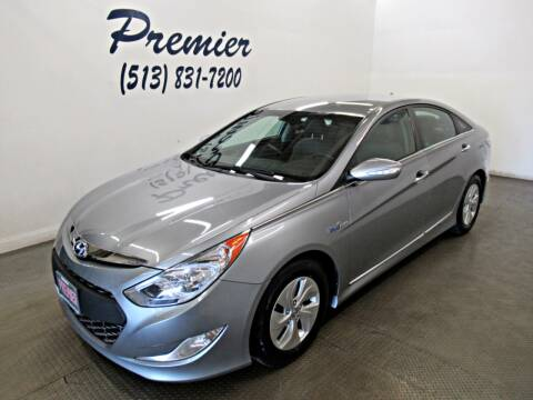2014 Hyundai Sonata Hybrid for sale at Premier Automotive Group in Milford OH