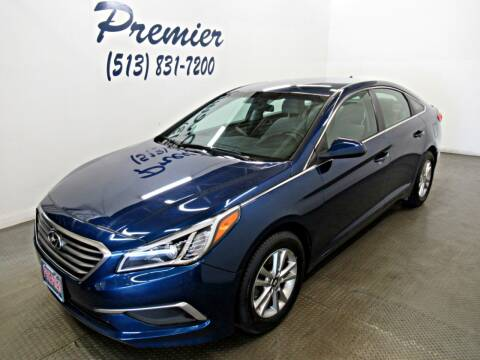 2017 Hyundai Sonata for sale at Premier Automotive Group in Milford OH