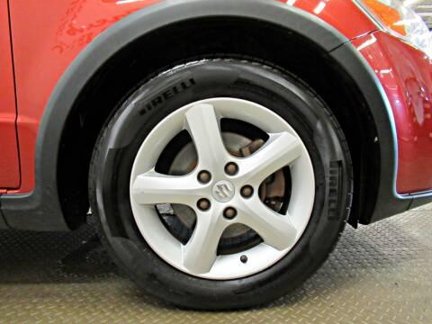 2009 Suzuki SX4 Crossover