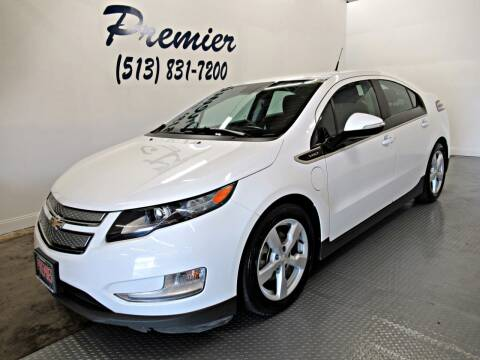 2013 Chevrolet Volt for sale at Premier Automotive Group in Milford OH