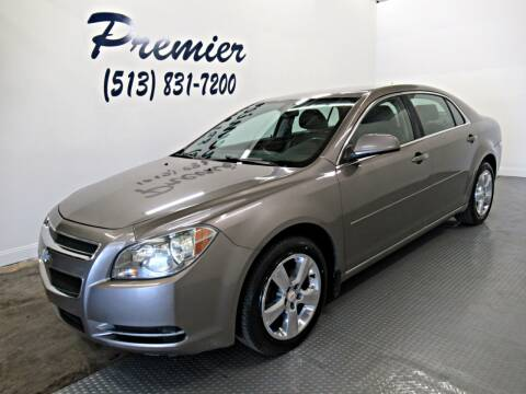 2010 Chevrolet Malibu for sale at Premier Automotive Group in Milford OH