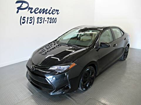 2018 Toyota Corolla for sale at Premier Automotive Group in Milford OH