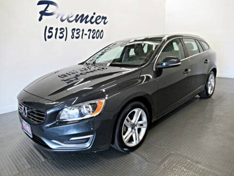 2015 Volvo V60 for sale at Premier Automotive Group in Milford OH