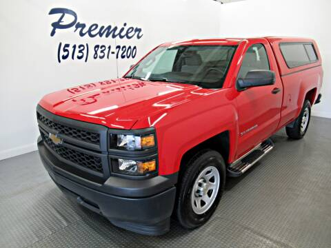 2014 Chevrolet Silverado 1500 for sale at Premier Automotive Group in Milford OH