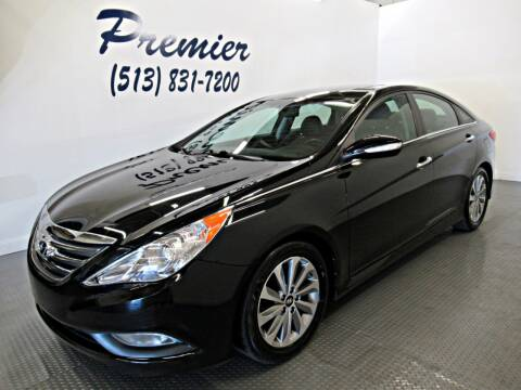 2014 Hyundai Sonata for sale at Premier Automotive Group in Milford OH