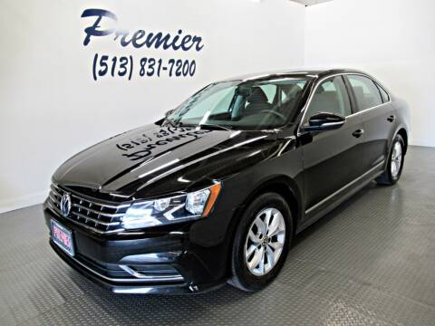 2016 Volkswagen Passat for sale at Premier Automotive Group in Milford OH