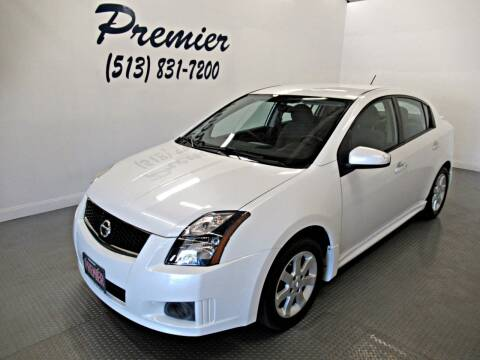 2011 Nissan Sentra for sale at Premier Automotive Group in Milford OH