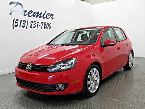 2011 Volkswagen Golf for sale at Premier Automotive Group in Milford OH