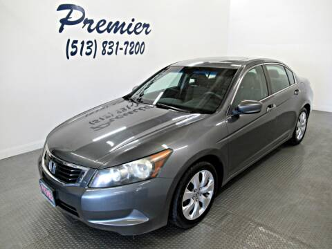 2009 Honda Accord for sale at Premier Automotive Group in Milford OH