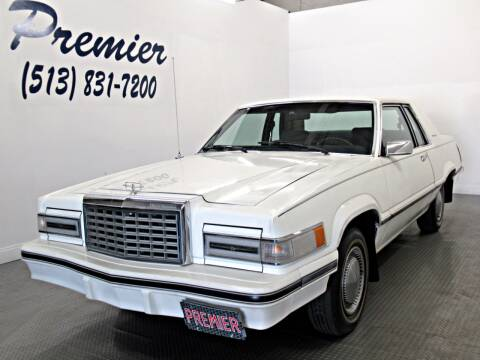 1982 Ford Thunderbird for sale at Premier Automotive Group in Milford OH