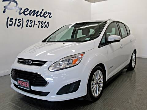 2017 Ford C-MAX Hybrid for sale at Premier Automotive Group in Milford OH