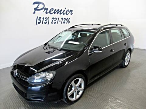 2012 Volkswagen Jetta for sale at Premier Automotive Group in Milford OH