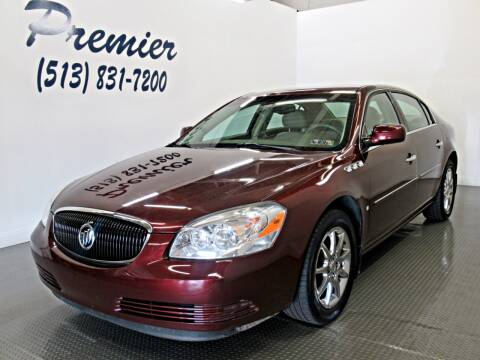 2006 Buick Lucerne for sale at Premier Automotive Group in Milford OH