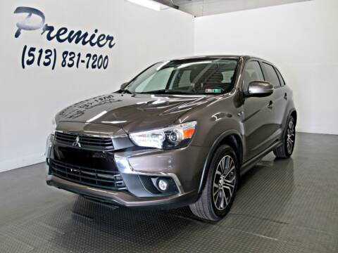 2017 Mitsubishi Outlander Sport for sale at Premier Automotive Group in Milford OH