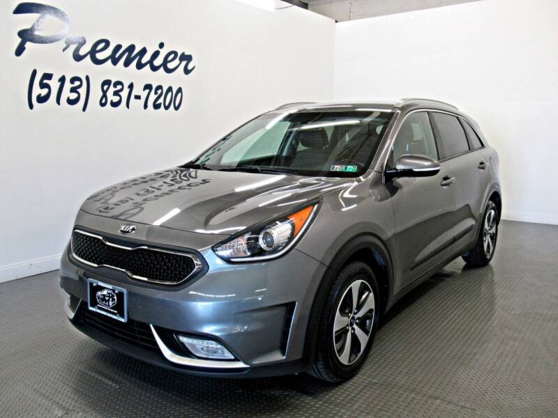 2017 Kia Niro for sale at Premier Automotive Group in Milford OH