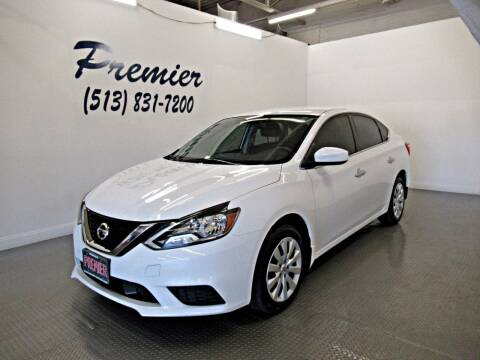 2019 Nissan Sentra for sale at Premier Automotive Group in Milford OH