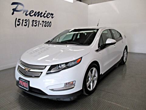 2014 Chevrolet Volt for sale at Premier Automotive Group in Milford OH