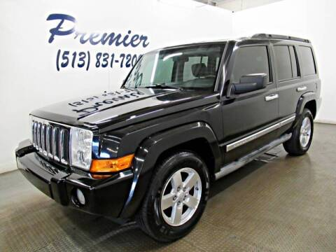 2006 Jeep Commander for sale at Premier Automotive Group in Milford OH