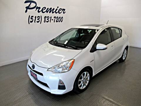 2013 Toyota Prius c for sale at Premier Automotive Group in Milford OH