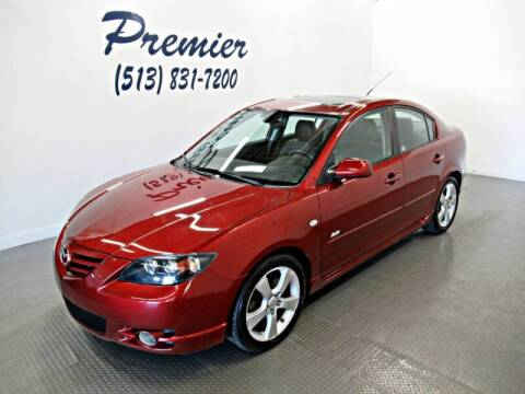 2006 Mazda MAZDA3 for sale at Premier Automotive Group in Milford OH
