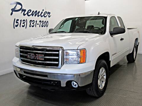 2012 GMC Sierra 1500 for sale at Premier Automotive Group in Milford OH