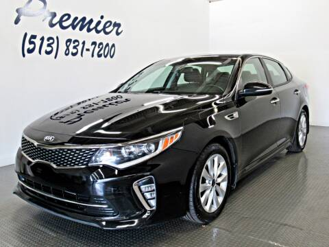 2018 Kia Optima for sale at Premier Automotive Group in Milford OH