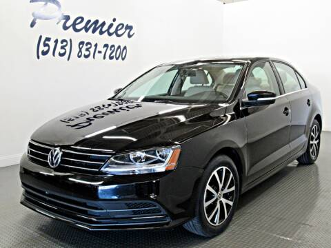 2017 Volkswagen Jetta for sale at Premier Automotive Group in Milford OH