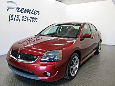 2007 Mitsubishi Galant for sale at Premier Automotive Group in Milford OH